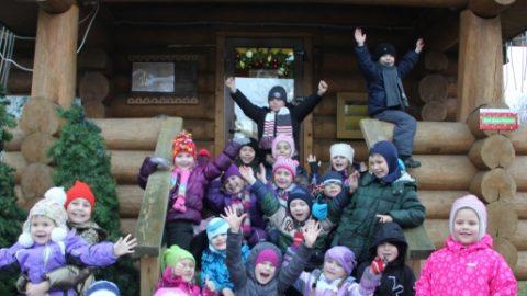 Новый год в Шуваловке