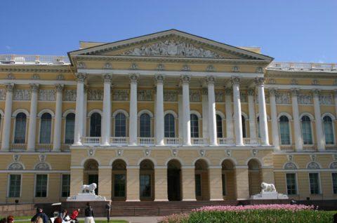 Проект к 115-летию Русского музея  «Мы открываем Россию»