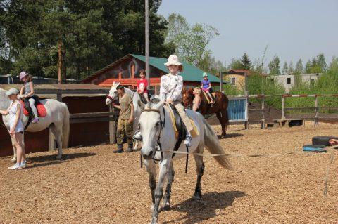 20.05.2014 Посещение конного клуба «Тигода»