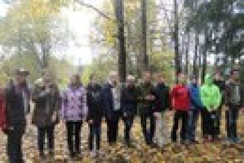 Поездка 8 А в Токсово. 11 октября 2014 года