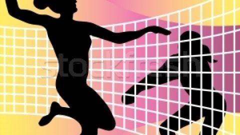 Районные соревнования по волейболу. Игра первая 16 декабря .