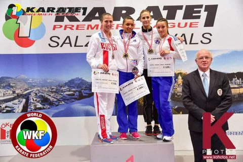 Итоги Премьер-Лиги Karate1 2015 в Зальцбурге