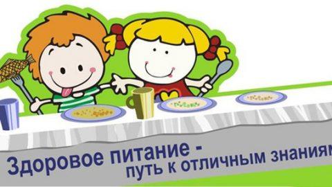 ОРГАНИЗАЦИЯ ПИТАНИЯ ДЕТЕЙ В ШКОЛЕ