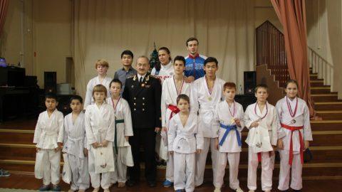 Открытые соревнования по каратэ «Открытое татами – 2015»