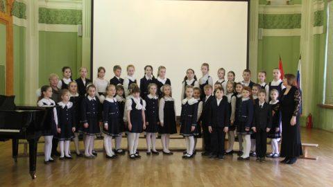 Поздравляем с победой в районном хоровом конкурсе-фестивале «Весенняя капель»