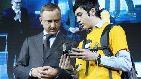 Молодежные соревнованиях по робототехнике «Кубок РТК»