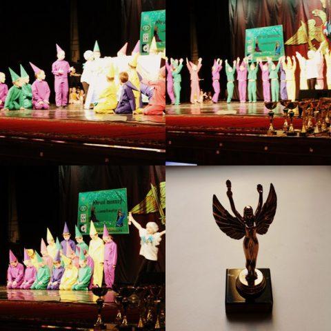 Международный конкурс-фестиваль хореографического искусства «Юный танцор»