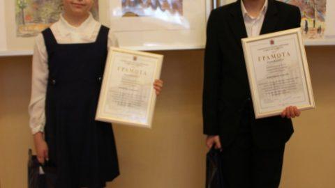 Конкурс творческих работ среди учащихся общеобразовательных школ Петербурга, посвященного 71-й годовщине Победы в Великой Отечественной войне