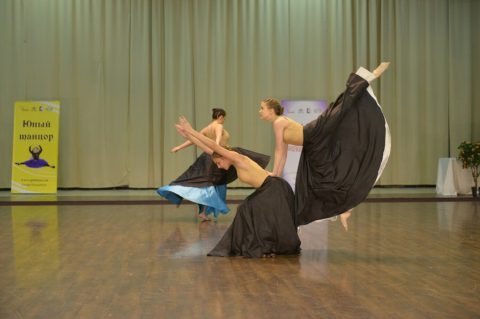 Конкурс «Танцующая столица»