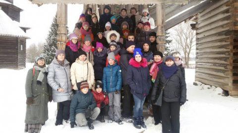 Экскурсия в Новгородский кремль