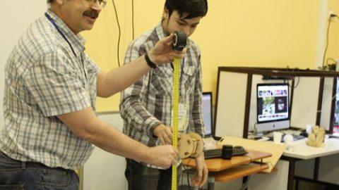 Cоревнования по компетенции «Лазерные технологии» по стандартам JuniorSkills