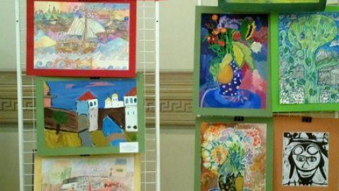 Всероссийский конкурс детского творчества «Базовые национальные ценности в творчестве»