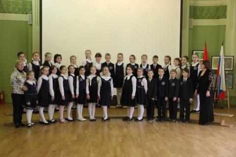 Поздравляем наш хор с победой в хоровом конкурсе-фестивале «Весенняя капель»