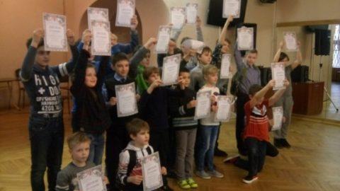 Поздравляем всех участников и победителей РАЙОННЫХ состязаний по РОБОТОТЕХНИКЕ!