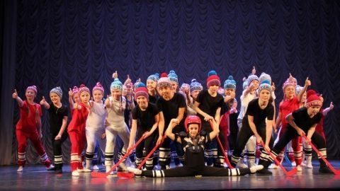 Прошел отчетный концерт Театра танца «Альтернатива»
