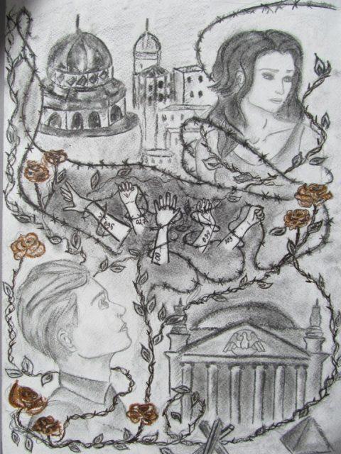 Городской выставочно-конкурсный проект «Память через годы и сердца»