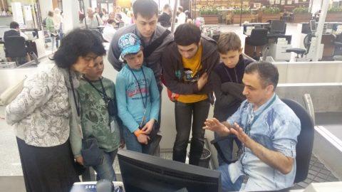 Образовательная экспедиция в Сочи