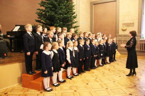 Районный конкурс хоровых коллективов младшего возраста «РОЖДЕСТВЕНСКИЕ ЗВЁЗДОЧКИ»