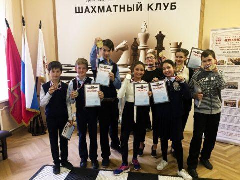 «Президентские состязания» Санкт-Петербурга 2018/2019 учебного года в Адмиралтейском районе.