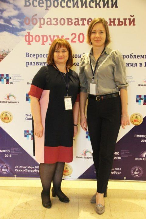 VII Всероссийский форум «Школа будущего»