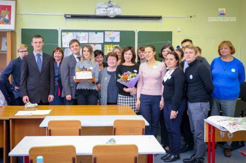 День самоуправления и День учителя