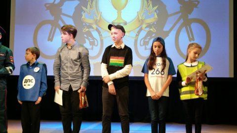Прошел районный конкурс отрядов ЮИД «Дорожный патруль»