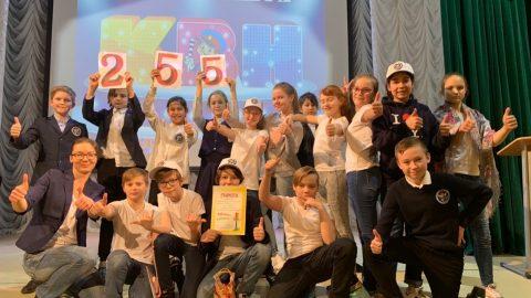 III место в районной игре-конкурсе «КВН» по тематике «Безопасность дорожного движения»