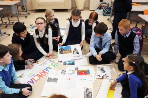 Проект «Орел и решка. Дети» в 3 А классе