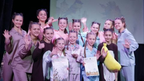 Всероссийский Гранд-Фестиваль танцевальных направлений «Чижик-Пыжик»