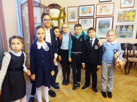 Церемония награждения районных конкурсов детского и юношеского творчества