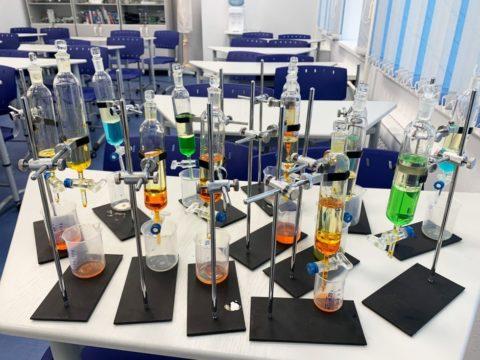 Урок «Занимательная химия»