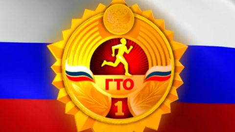 Соревнования семейных команд по сдаче нормативов ГТО