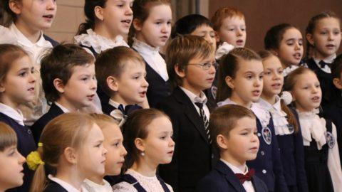 Конкурс хоровых коллективов Адмиалтейского района «Хоровая мозаика»