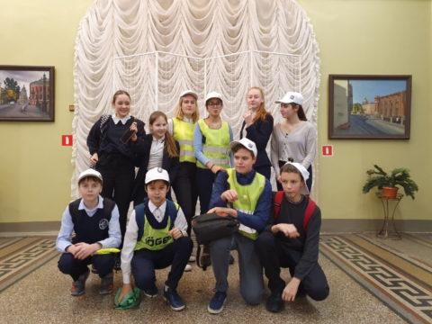 Конкурс знатоков ПДД «Безопасный Петербург»