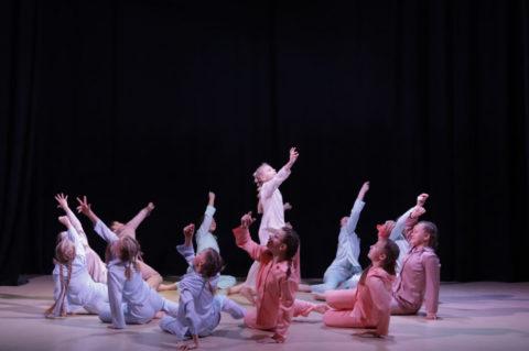 Районный танцевальный конкурс среди коллективов учреждений и отделений дополнительного образования
