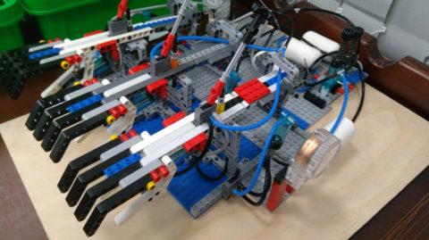 Весенние соревнования по робототехнике Адмиралтейского района — 2020
