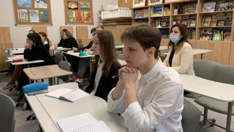 О форме обучения 9 и 11 классов с 01.04.2021 г.