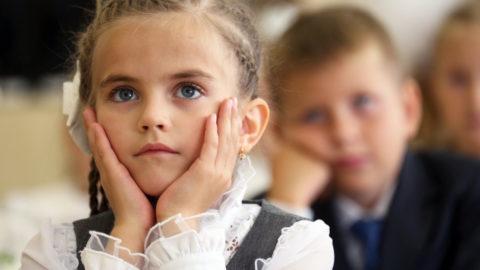 О порядке и сроках зачисления в первые классы образовательных организаций