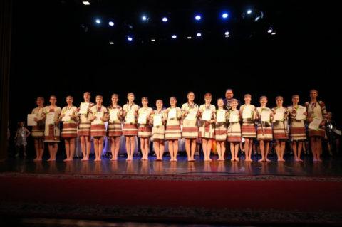 Международный хореографический конкурс «Творцы и Хранители»