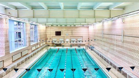 Спортивная школа «Дельфин» Адмиралтейского района проводит набор детей 2014 года рождения на отделение плавания.