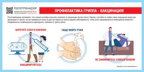 Осторожно ГРИП (Симптомы, Профилактика, Вакцинация)